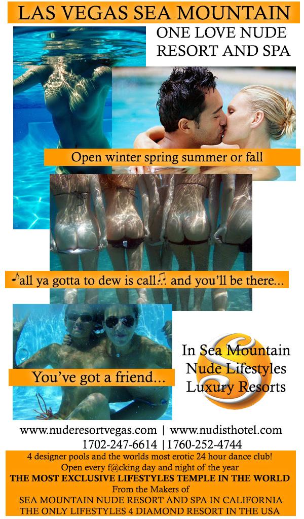 Sea Mountain One Love Lifestyles Temple Las Vegas