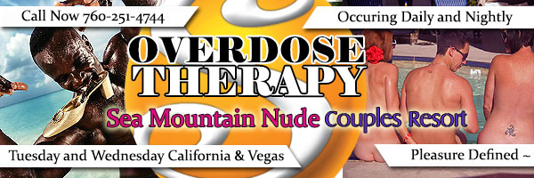 Overdose Therapy at Sea Mountain California and Las Vegas