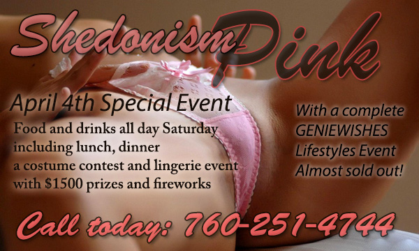 Shedonism Special Event - Sea Mountain Nude Lifestyles Spa Resort