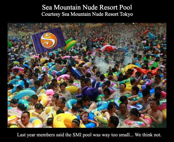 Sea Mountain Nude Spa Pool - Courtesy Sea Mountain Nude Spa Tokyo