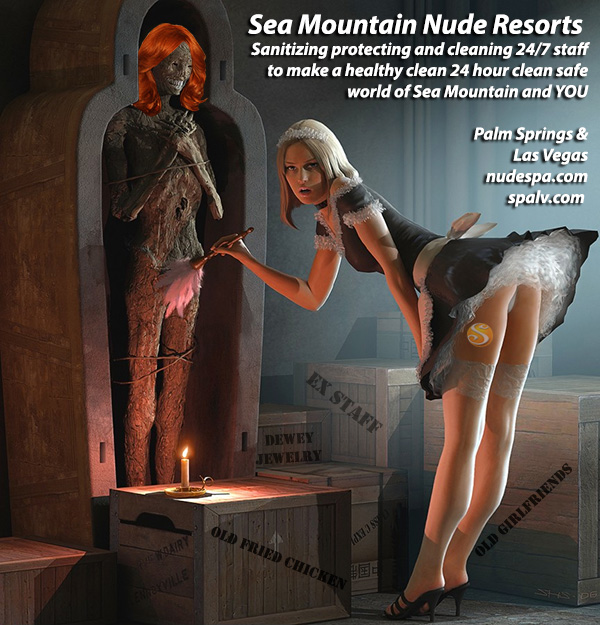 Sea Mountain News Update - Open 24 Hours Every Day - Special Love Health News and VIP Private News OMG