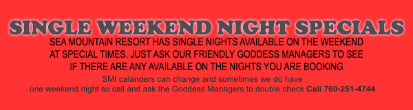Sea Mountain Nude Lifestyles Spa Resorts Single Weekend Night Specials