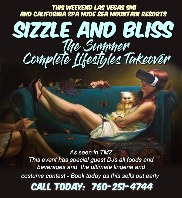 SIZZLE AND BLISS AND THEN BLACK OUT COMPLETE LIFESTYLES TAKEOVER - The Summer Complete Lifestyles Takeover