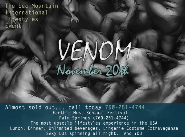 Sea Mountain Spa Venom Event