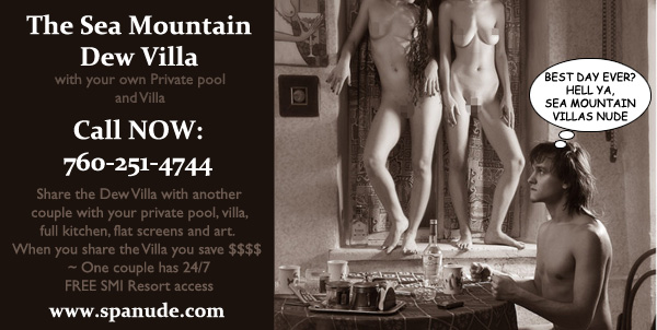 The Sea Mountain Dew Villa with your own pool and villa - spanude.com - 760-251-4744