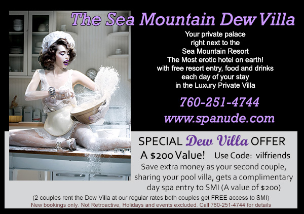 Sea Mountain Dew Villa Special Offer