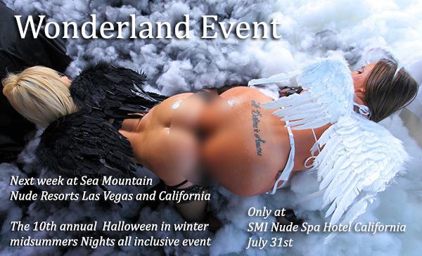Sea Mountain Nude Lifestyles Spa Wonderland events